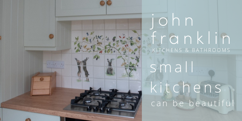 Small Kitchens can be Beautiful