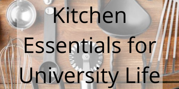 Kitchen Essentials for University Life