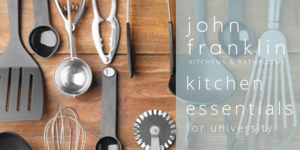 Kitchen Essentials for University Life