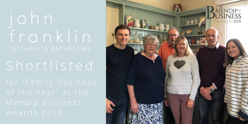 Shortlisted for 'Family Business of the Year'