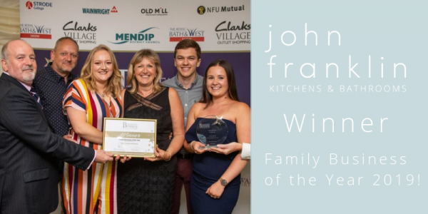 Winner of 'Family Business of the Year 2019!'